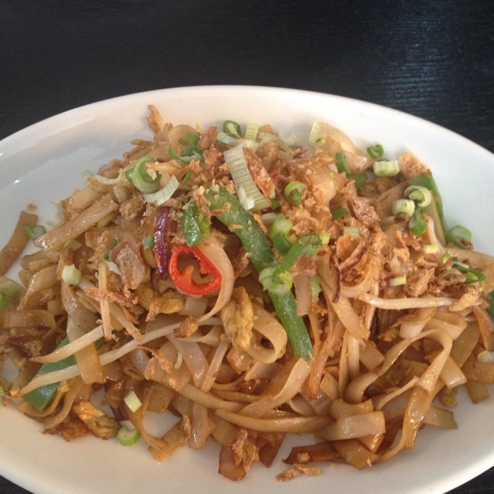 Aroi Thai Restaurant Menu
